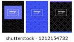 light purple  blue vector style ...