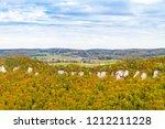 view on the albtrauf  swabian...   Shutterstock . vector #1212211228