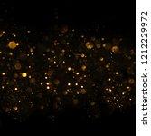 christmas light background. ... | Shutterstock . vector #1212229972