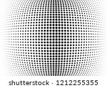 abstract halftone wave dotted...   Shutterstock .eps vector #1212255355