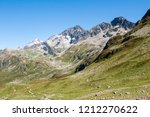 western alps are the western... | Shutterstock . vector #1212270622