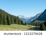 western alps are the western... | Shutterstock . vector #1212270628