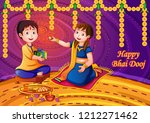 Vector Design Of Indian Kids...