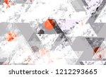 urban geometric camouflage...   Shutterstock .eps vector #1212293665