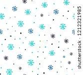 dark blue  yellow vector... | Shutterstock .eps vector #1212321985