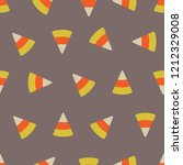 Seamless Pattern With The...