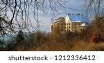 schloss heiligenberg is a...   Shutterstock . vector #1212336412