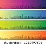 shenzhen multiple color... | Shutterstock .eps vector #1212497608