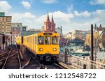 capital of germany  berlin | Shutterstock . vector #1212548722