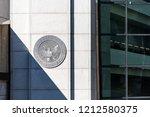 washington dc  usa   october 12 ... | Shutterstock . vector #1212580375