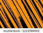 black and yellow background.... | Shutterstock . vector #1212584002