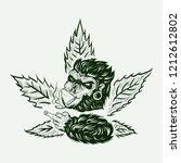 Gorilla Cannabis Amazing Desig...
