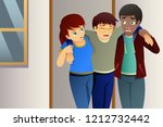 a vector illustration of... | Shutterstock .eps vector #1212732442