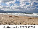 relax on the beach. | Shutterstock . vector #1212751738