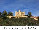 hohenschwangau castle or...   Shutterstock . vector #1212785965