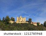hohenschwangau castle or...   Shutterstock . vector #1212785968