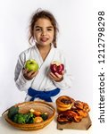 sport food karate | Shutterstock . vector #1212798298