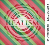 realism christmas colors style...   Shutterstock .eps vector #1212801055