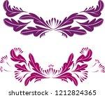 beautiful background beautiful...   Shutterstock .eps vector #1212824365