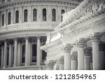close up architectural detail... | Shutterstock . vector #1212854965