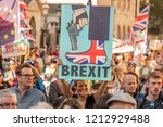 london  united kingdom  ... | Shutterstock . vector #1212929488
