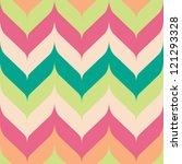 seamless chevron background... | Shutterstock .eps vector #121293328