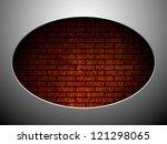 abstract background brick   Shutterstock . vector #121298065