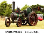 Vintage Traction Engine At...