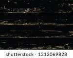 vector grunge gold wooden... | Shutterstock .eps vector #1213069828