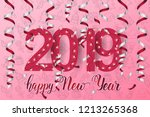 greeting background with... | Shutterstock . vector #1213265368