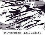 distressed background in black... | Shutterstock .eps vector #1213283158