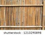Japanese Style Bamboo Fence...
