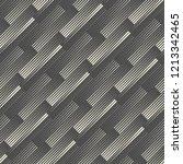 seamless line wallpaper.... | Shutterstock .eps vector #1213342465
