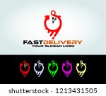 logo template and can be used...   Shutterstock .eps vector #1213431505