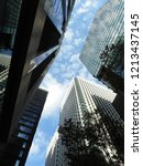 look up the business area... | Shutterstock . vector #1213437145