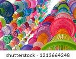 bangkok   thailand   10 23 2018 ... | Shutterstock . vector #1213664248