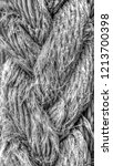 old rope background in black... | Shutterstock . vector #1213700398