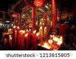 bangkok thailand   october27... | Shutterstock . vector #1213815805