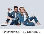 looking perfect. beautiful... | Shutterstock . vector #1213843078