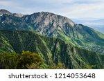 grandeur peak hike | Shutterstock . vector #1214053648