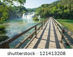 Krka National Park Is One Of...
