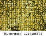 background sequin. sequin...   Shutterstock . vector #1214186578