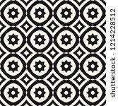seamless vector pattern from...   Shutterstock .eps vector #1214228512