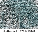 blue long hair carpet texture...   Shutterstock . vector #1214241898