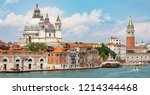 italy beauty  cathedral santa... | Shutterstock . vector #1214344468