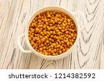 sea buckthorn berry autumn... | Shutterstock . vector #1214382592