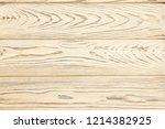 wooden background texture | Shutterstock . vector #1214382925