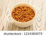sea buckthorn autumn berry | Shutterstock . vector #1214383075