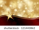 christmas background | Shutterstock . vector #121443862