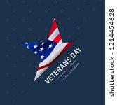 creative poster banner design... | Shutterstock .eps vector #1214454628